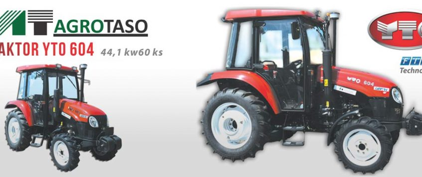 YTO-MF604