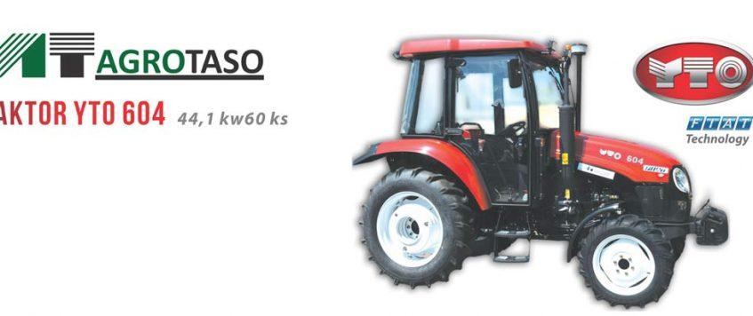YTO MF604